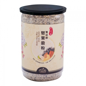 Coville Mixed Nuts Black Sesame Crush 雙活菌黑芝麻堅果穀粉