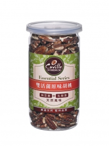 Coville Plain Roasted Pecans *Infused with Live Active Cultures 雙活菌原味胡桃